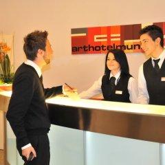 Отель Arthotel Munich Германия, Мюнхен - 5 отзывов об отеле, цены и фото номеров - забронировать отель Arthotel Munich онлайн фото 6