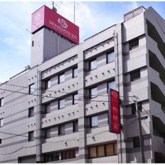 Sendan-ya Matsudo City Hotel Мацудо вид на фасад