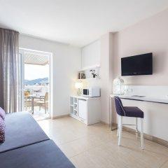 Отель Aparthotel Tropic Garden Испания, Санта-Эулалия-дель-Рио - отзывы, цены и фото номеров - забронировать отель Aparthotel Tropic Garden онлайн комната для гостей фото 5