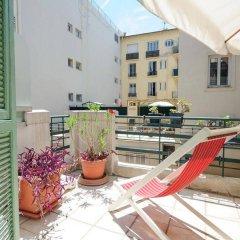 Отель Appartement La Terrasse - 5 Stars Holiday House балкон фото 5