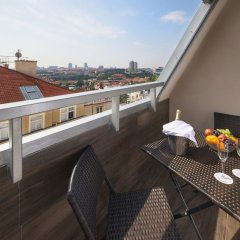 Hotel Ametyst балкон