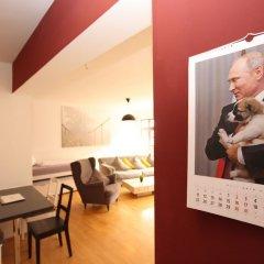 Апартаменты Boutique Apartments Leipzig детские мероприятия