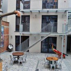 Отель Train Hostel Бельгия, Брюссель - отзывы, цены и фото номеров - забронировать отель Train Hostel онлайн фото 4