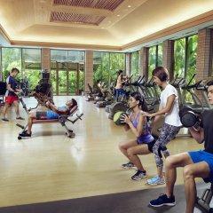 Отель Resorts World Sentosa - Beach Villas фитнесс-зал