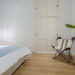 Отель Apartamento Puerta del Sol VI Испания, Мадрид - отзывы, цены и фото номеров - забронировать отель Apartamento Puerta del Sol VI онлайн комната для гостей фото 2