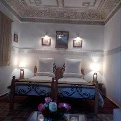 """Отель Boutique hotel """"Maison Mnabha"""" Марокко, Марракеш - отзывы, цены и фото номеров - забронировать отель Boutique hotel """"Maison Mnabha"""" онлайн комната для гостей фото 4"""