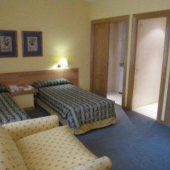 Отель Aparto Suites Muralto комната для гостей