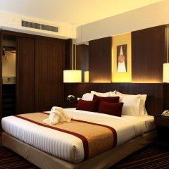 Ambassador Bangkok Hotel 4* Улучшенный номер фото 21