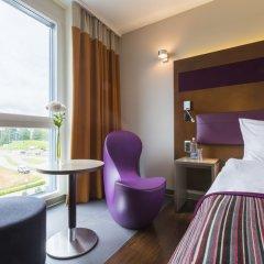 Отель Radisson Hotel Zurich Airport Швейцария, Рюмланг - 2 отзыва об отеле, цены и фото номеров - забронировать отель Radisson Hotel Zurich Airport онлайн балкон
