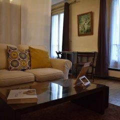 Апартаменты 1 Bedroom Apartment in 16th Arrondissement Париж комната для гостей фото 4