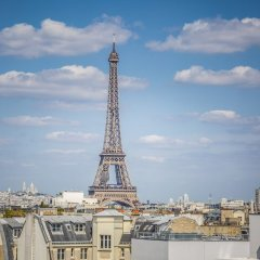Отель EUROPEA Eiffel Tower View Residence