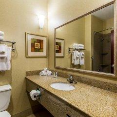 Отель Comfort Suites Galveston США, Галвестон - отзывы, цены и фото номеров - забронировать отель Comfort Suites Galveston онлайн ванная
