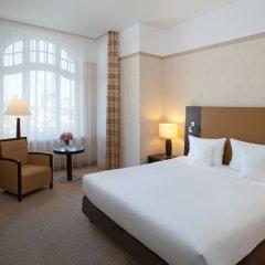 Отель Polonia Palace Варшава комната для гостей