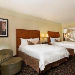 Отель Hilton Garden Inn Montreal Centre-Ville Канада, Монреаль - отзывы, цены и фото номеров - забронировать отель Hilton Garden Inn Montreal Centre-Ville онлайн комната для гостей фото 3