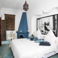 Отель Riad Villa Harmonie Марокко, Марракеш - отзывы, цены и фото номеров - забронировать отель Riad Villa Harmonie онлайн комната для гостей фото 5