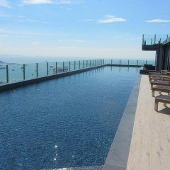 Отель Pattaya Central Sea View Pool Suite Паттайя бассейн