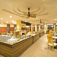 Golden Sea Pattaya Hotel питание
