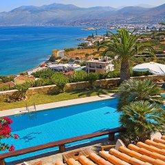 Отель Aegean Blue Villa балкон