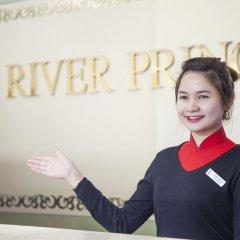 River Prince Hotel с домашними животными