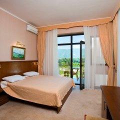 Гостиница Барракуда Большой Геленджик комната для гостей фото 3