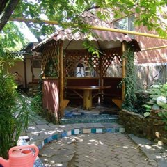 Гостиница On Samburova 242 Guest House в Анапе отзывы, цены и фото номеров - забронировать гостиницу On Samburova 242 Guest House онлайн Анапа бассейн