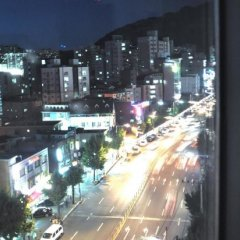 Отель Lavilla Hotel Южная Корея, Сеул - отзывы, цены и фото номеров - забронировать отель Lavilla Hotel онлайн балкон
