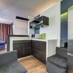 Апартаменты СТН Апартаменты на Караванной Стандартный номер с разными типами кроватей фото 10