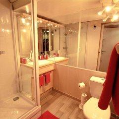 Отель Appartement Wilson Франция, Тулуза - отзывы, цены и фото номеров - забронировать отель Appartement Wilson онлайн ванная