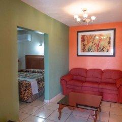 Отель Cactus Inn Los Cabos Мексика, Эль-Бедито - отзывы, цены и фото номеров - забронировать отель Cactus Inn Los Cabos онлайн комната для гостей фото 5