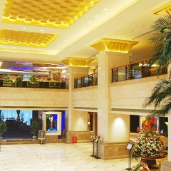 Minghao International Hotel Yongchuan - Chingqing интерьер отеля фото 2