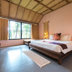 Отель Koh Yao Yai Village комната для гостей фото 4