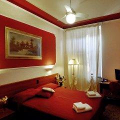 Отель Albergo Acquaverde Генуя комната для гостей фото 5