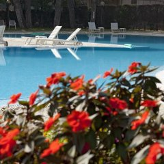 Отель Bristol Buja Италия, Абано-Терме - 2 отзыва об отеле, цены и фото номеров - забронировать отель Bristol Buja онлайн спортивное сооружение