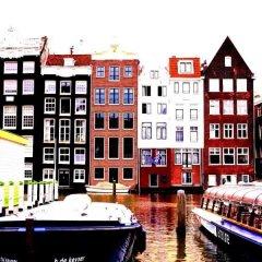 Hotel Old Quarter Амстердам городской автобус