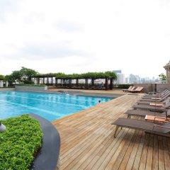 Pathumwan Princess Hotel бассейн