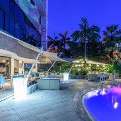 Отель NH Cali Royal Колумбия, Кали - отзывы, цены и фото номеров - забронировать отель NH Cali Royal онлайн бассейн фото 2