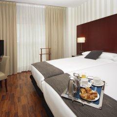 Отель Zenit Coruña в номере