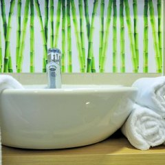 Hotel Rebro ванная