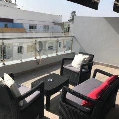 Отель Residence Dayet Ifrah By Rent-Inn Марокко, Рабат - отзывы, цены и фото номеров - забронировать отель Residence Dayet Ifrah By Rent-Inn онлайн балкон
