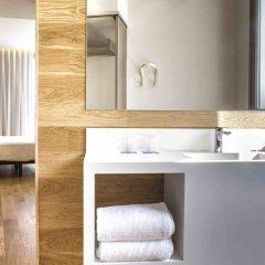 Отель Zenit San Sebastián Испания, Сан-Себастьян - отзывы, цены и фото номеров - забронировать отель Zenit San Sebastián онлайн ванная
