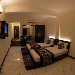 Отель Cafe Aroma Inn комната для гостей фото 2