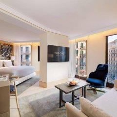 Отель The One Barcelona GL Испания, Барселона - 2 отзыва об отеле, цены и фото номеров - забронировать отель The One Barcelona GL онлайн комната для гостей
