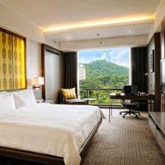 Отель Millennium Hilton Seoul комната для гостей фото 7