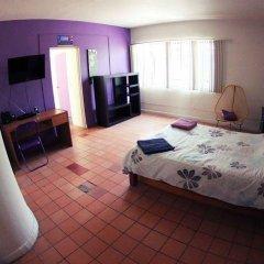 Отель Blue Pepper Hostel & Bar Мексика, Гвадалахара - отзывы, цены и фото номеров - забронировать отель Blue Pepper Hostel & Bar онлайн комната для гостей фото 5