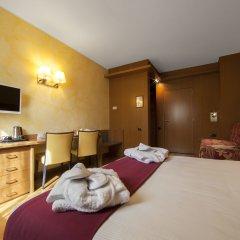 Отель Carlyle Brera Милан удобства в номере