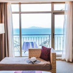 Отель Paradise Xiamen Hotel Китай, Сямынь - отзывы, цены и фото номеров - забронировать отель Paradise Xiamen Hotel онлайн балкон