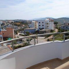 Отель Visi Apartments Албания, Ксамил - отзывы, цены и фото номеров - забронировать отель Visi Apartments онлайн балкон