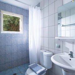 Primavera Beach Hotel Studios & Apartments ванная