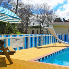 Отель Whanganui River Top 10 Holiday Park бассейн фото 3