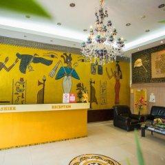 Отель Nida Rooms Suriyawong 703 Business Town Бангкок интерьер отеля фото 2